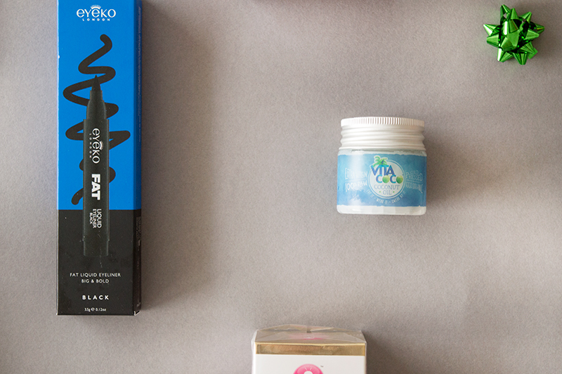 christmas gift guide eyeko coconut oil