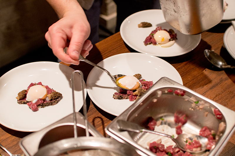 London Supper Clubs