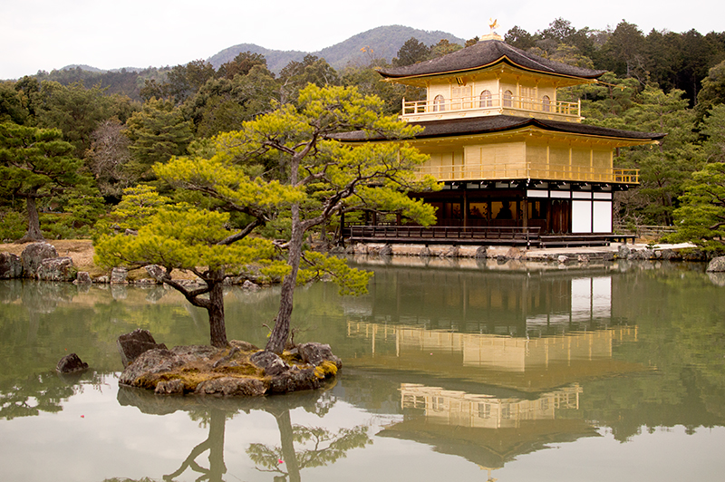 kyoto shrines and temples