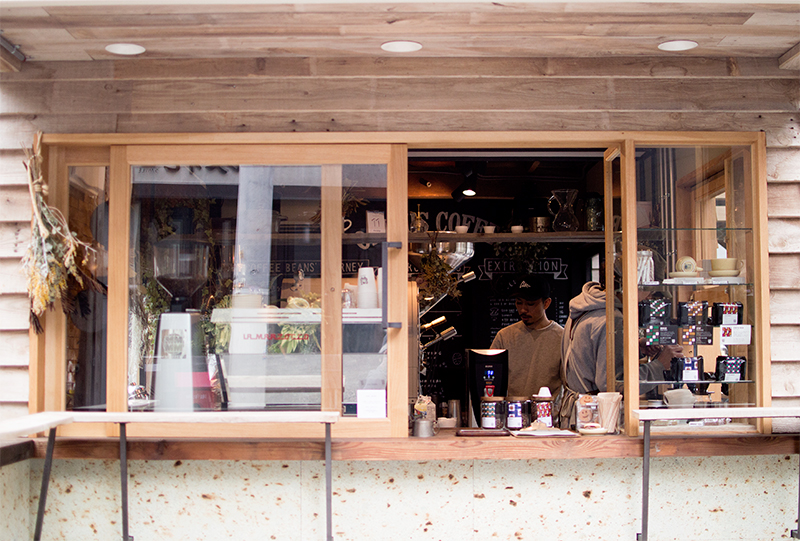Little Nap Coffee Stand |  Jonathan Lin/Flickr