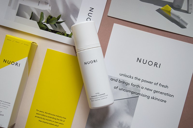 NUORI Vital Foaming Cleanser