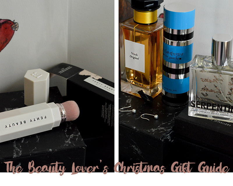 Beauty Lover's Christmas Gift Guide