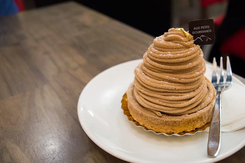 chamonix-france-travel-diary-lifestyle-blog-blogger-photo-diary-mont-blanc-marron-dessert-pudding-sweet-foodie