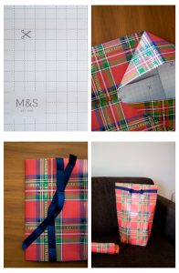 Christmas Wrapping Guide
