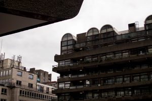 brutalist style