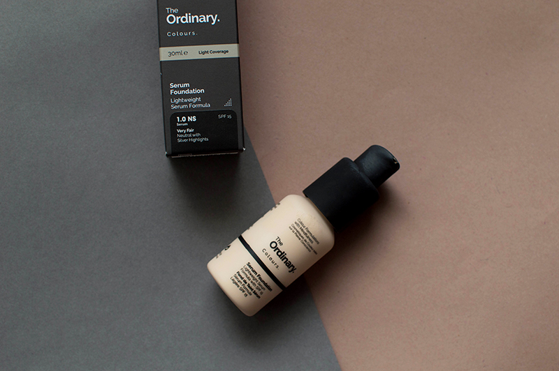 Ordinary Serum Foundation Very Fair